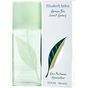 Green Tea by Elizabeth Arden | Best Leo Women Perfumes