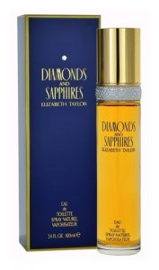 Diamonds and Sapphires by Elizabeth Taylor