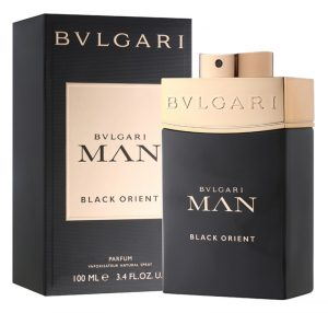 Man Black Orient By Bvlgari