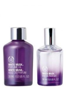 White Musk from The Body Shop