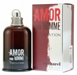Amor Pour Homme Tentation by Cacharel