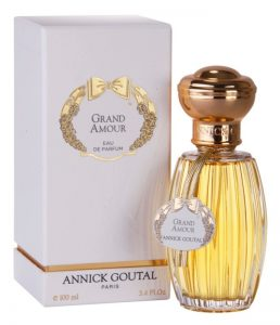 Grand Amour by Annick Goutal | Best Gothic Women Perfumes