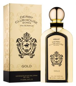 Derby Club House Gold by Armaf | Best Armaf Women Colognes in 2020