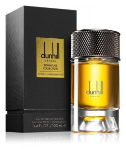 Dunhill Signature Collection Indian Sandalwood | Best Alfred Dunhill Men Perfumes in 2020